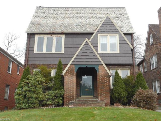 3537 Normandy Rd, Shaker Heights, OH 44120 (MLS #3956971) :: The Crockett Team, Howard Hanna