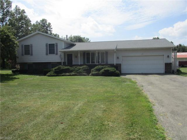 3749 Mahoning Rd, Lake Milton, OH 44429 (MLS #3957218) :: Tammy Grogan and Associates at Cutler Real Estate