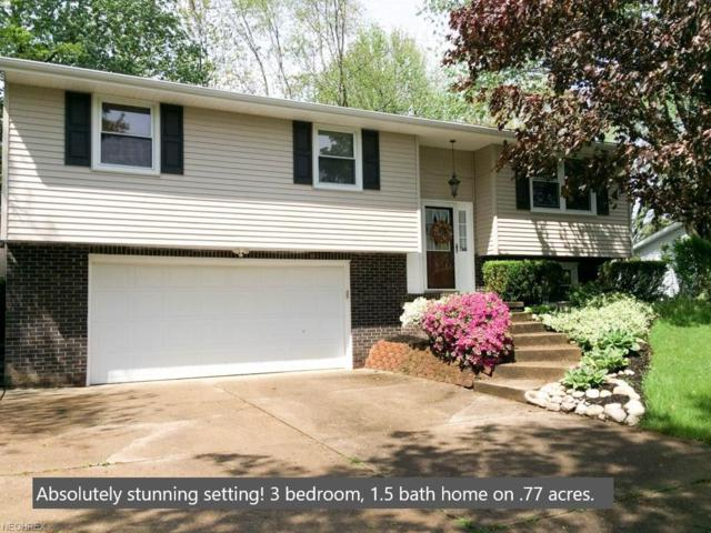 1107 Stambaugh St NW, North Canton, OH 44720 (MLS #3957330) :: Keller Williams Legacy Group Realty