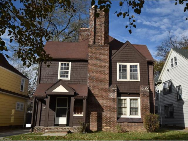 17109 Kenyon Rd, Shaker Heights, OH 44120 (MLS #3957542) :: The Crockett Team, Howard Hanna