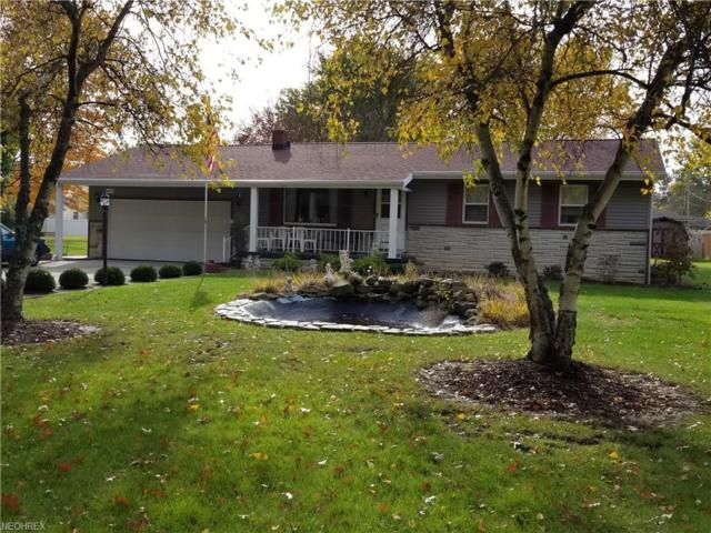 4707 New Rd, Austintown, OH 44515 (MLS #3957641) :: RE/MAX Valley Real Estate