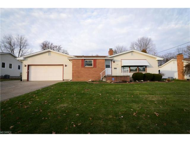 3265 White Beech Ln, Austintown, OH 44511 (MLS #3957661) :: RE/MAX Valley Real Estate
