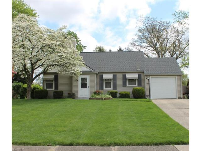 750 Fairlane Ave SW, Canton, OH 44710 (MLS #3957805) :: The Crockett Team, Howard Hanna