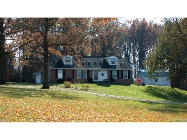 15510 Marshallville St NW, Canal Fulton, OH 44614 (MLS #3957897) :: The Kaszyca Team