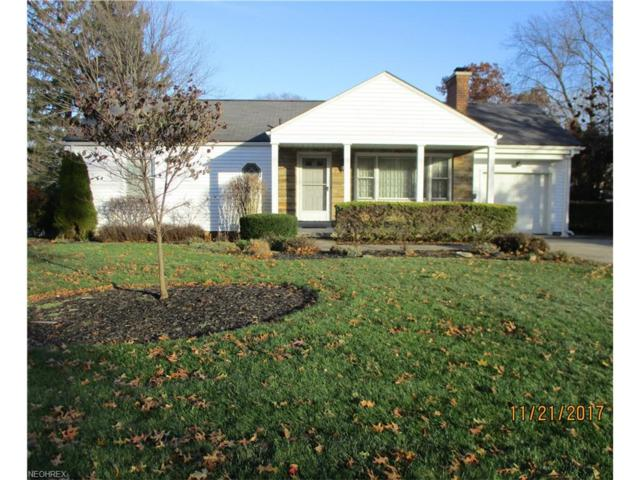 119 S Beverly Ave, Austintown, OH 44515 (MLS #3958090) :: RE/MAX Valley Real Estate