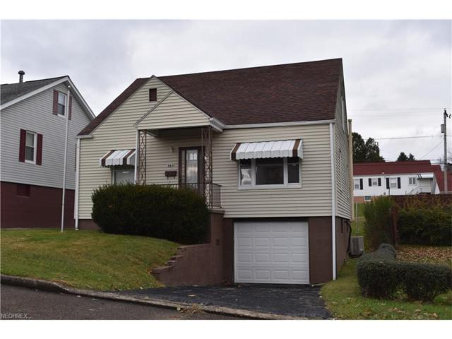 443 W 41st St, Shadyside, OH 43947 (MLS #3958212) :: Tammy Grogan and Associates at Cutler Real Estate