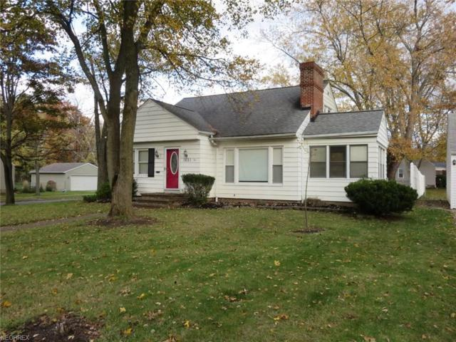 1651 Sunview Rd, Lyndhurst, OH 44124 (MLS #3958220) :: The Crockett Team, Howard Hanna