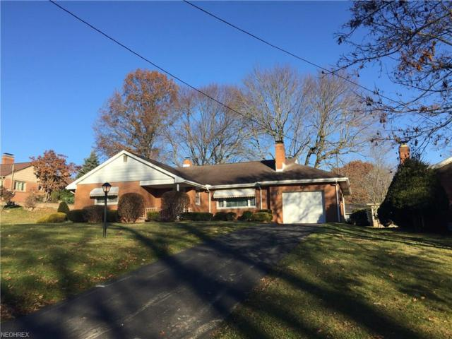 628 Neely Mnr, East Palestine, OH 44413 (MLS #3958711) :: Tammy Grogan and Associates at Cutler Real Estate