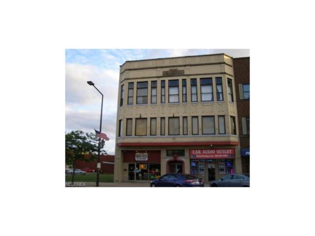 316 Broad St, Elyria, OH 44035 (MLS #3959931) :: Keller Williams Chervenic Realty