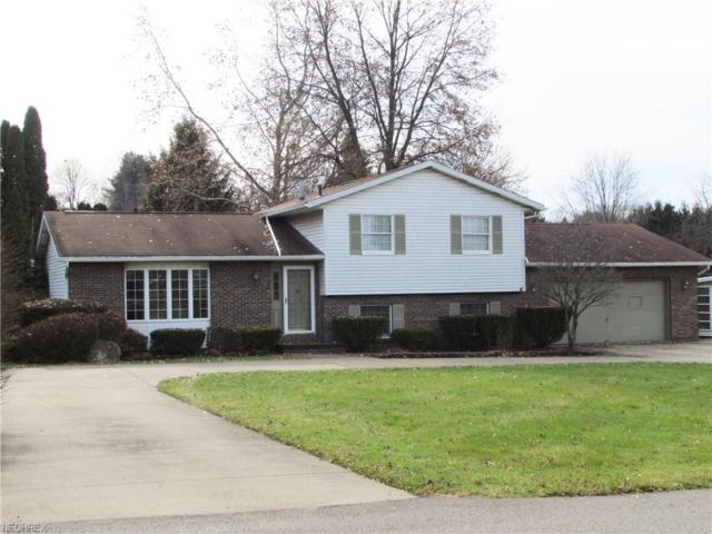 3190 Laurelridge St NW, Uniontown, OH 44685 (MLS #3960117) :: The Kaszyca Team