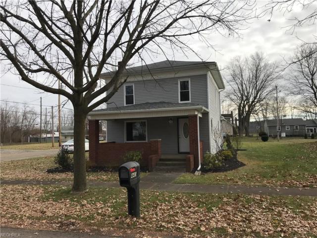 441 Park Ave NE, Bolivar, OH 44612 (MLS #3960181) :: Tammy Grogan and Associates at Cutler Real Estate