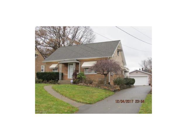 1360 Maplewood St NE, Warren, OH 44483 (MLS #3960375) :: RE/MAX Valley Real Estate