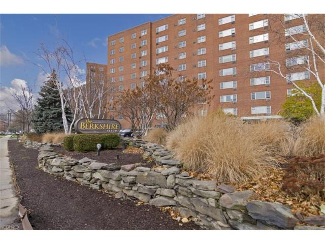 11820 Edgewater Dr #617, Lakewood, OH 44107 (MLS #3960483) :: RE/MAX Trends Realty