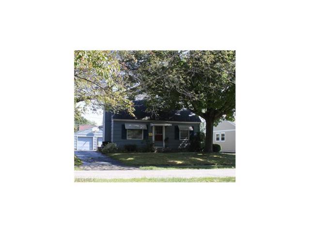 195 Belvedere, Warren, OH 44483 (MLS #3960573) :: RE/MAX Valley Real Estate