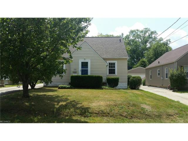 556 E Ford Ave, Barberton, OH 44203 (MLS #3960688) :: RE/MAX Edge Realty
