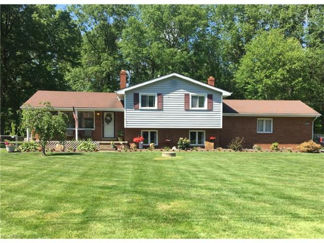 3140 Weilacher Rd SW, Warren, OH 44481 (MLS #3960698) :: RE/MAX Valley Real Estate
