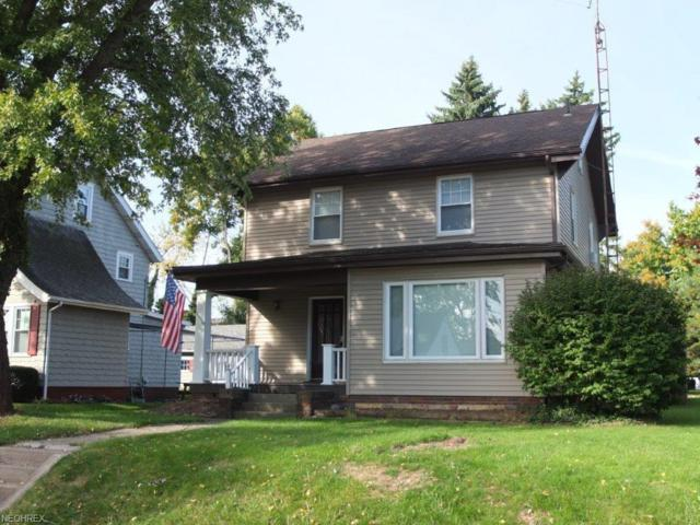 327 Montrose Ave NW, Canton, OH 44708 (MLS #3960707) :: RE/MAX Edge Realty