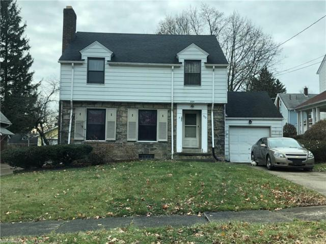 233 Curry Pl, Youngstown, OH 44504 (MLS #3960735) :: RE/MAX Valley Real Estate