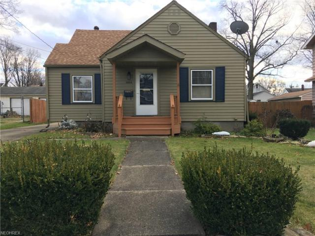 1484 Hollywood St NE, Warren, OH 44483 (MLS #3960736) :: RE/MAX Valley Real Estate