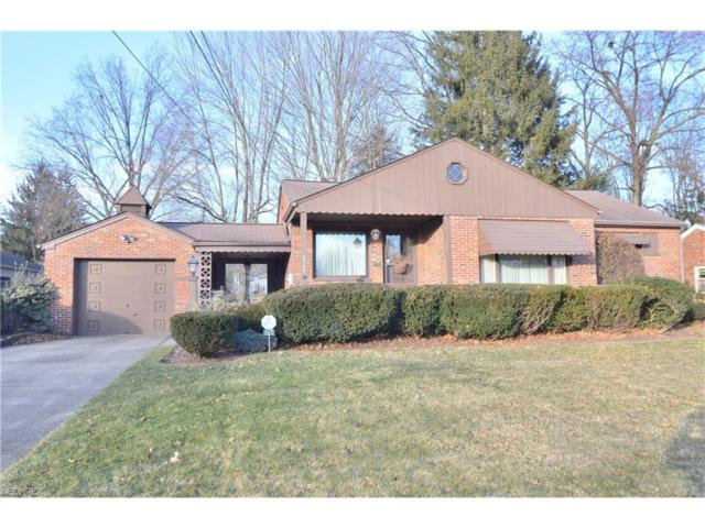 2784 Rexford Rd, Youngstown, OH 44511 (MLS #3960770) :: RE/MAX Valley Real Estate