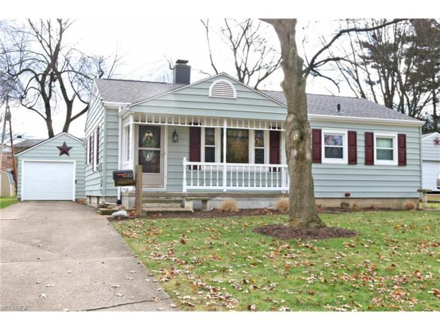 510 Catalina, Wooster, OH 44691 (MLS #3960852) :: RE/MAX Edge Realty