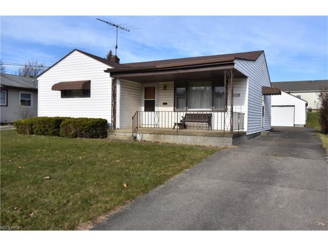 1118 Detroit Ave, Youngstown, OH 44502 (MLS #3960968) :: RE/MAX Valley Real Estate
