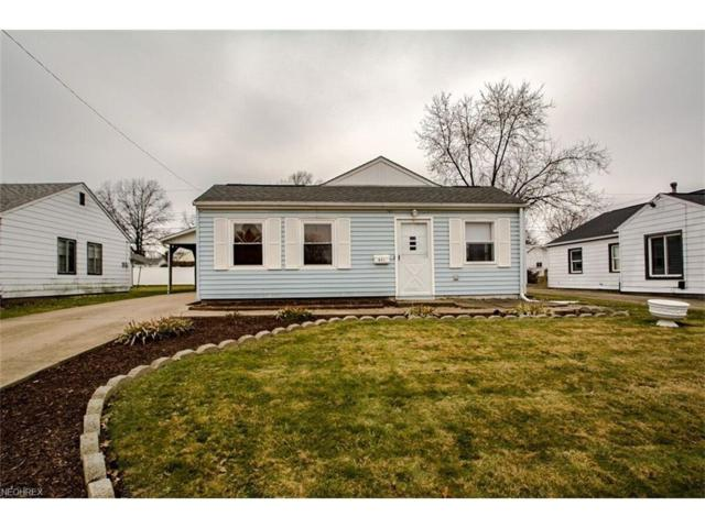 481 Carver Ave NW, Massillon, OH 44647 (MLS #3961295) :: RE/MAX Edge Realty