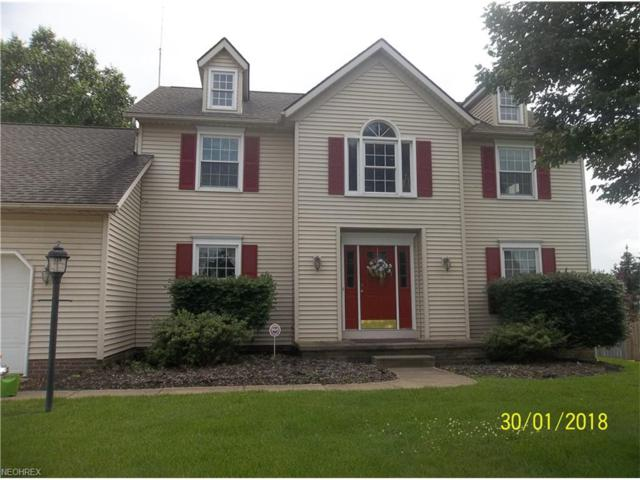 1764 Edison St NW, Uniontown, OH 44685 (MLS #3961364) :: RE/MAX Edge Realty