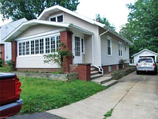 2107 37th St NW, Canton, OH 44709 (MLS #3961372) :: RE/MAX Edge Realty