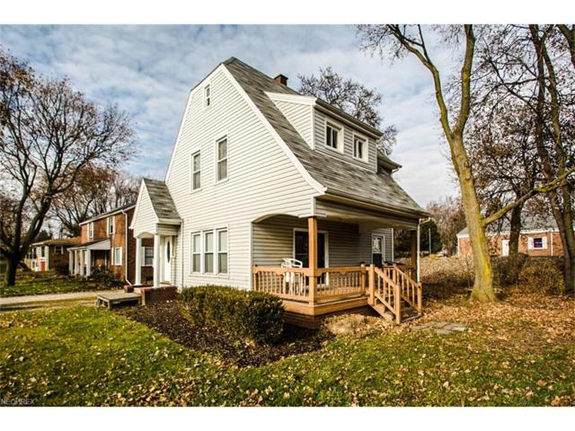 1719 Mount Vernon Blvd NW, Canton, OH 44709 (MLS #3961540) :: RE/MAX Edge Realty