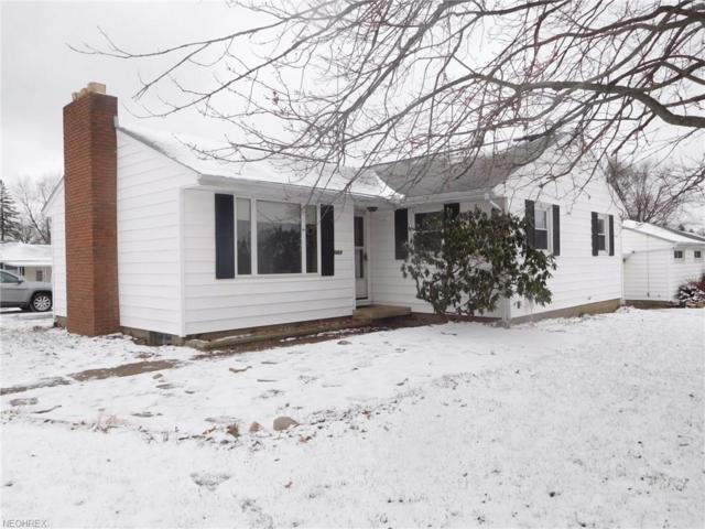 1023 Niles St SW, Massillon, OH 44647 (MLS #3961606) :: RE/MAX Edge Realty