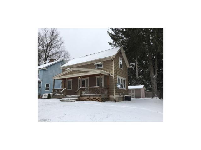 1405 Bellows St, Akron, OH 44301 (MLS #3961641) :: RE/MAX Edge Realty
