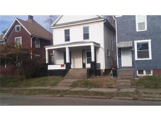 1107 7th St NW, Canton, OH 44703 (MLS #3961753) :: RE/MAX Edge Realty