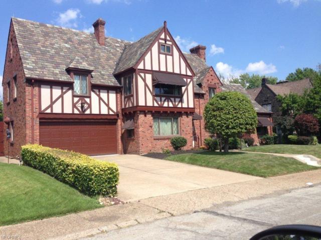 1803 Hamilton Pl, Steubenville, OH 43952 (MLS #3963578) :: Keller Williams Chervenic Realty
