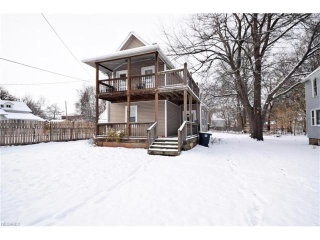 668 Sumner St, Akron, OH 44311 (MLS #3964294) :: Keller Williams Chervenic Realty