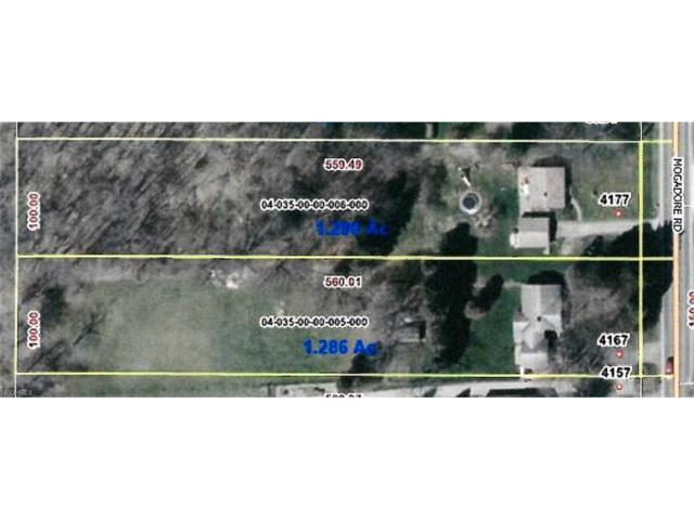 4167-4177 Mogadore Rd, Kent, OH 44240 (MLS #3966063) :: Keller Williams Chervenic Realty