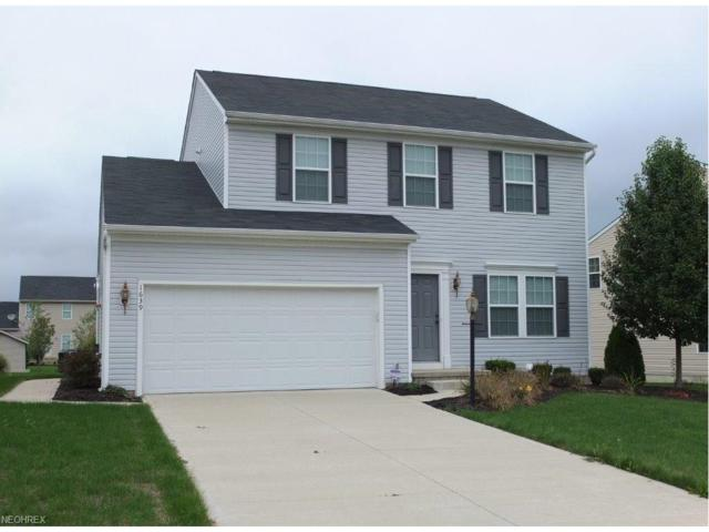 1639 Seabiscuit Dr NE, Canton, OH 44721 (MLS #3966466) :: Tammy Grogan and Associates at Cutler Real Estate