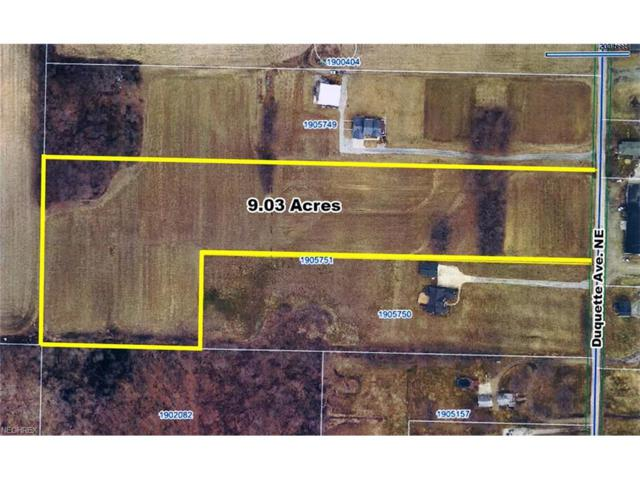 Duquette Ave NE, Hartville, OH 44632 (MLS #3966641) :: Tammy Grogan and Associates at Cutler Real Estate