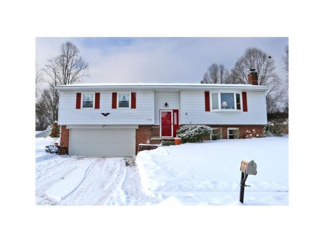 1520 Renwood Cir, Wooster, OH 44691 (MLS #3966738) :: Keller Williams Chervenic Realty