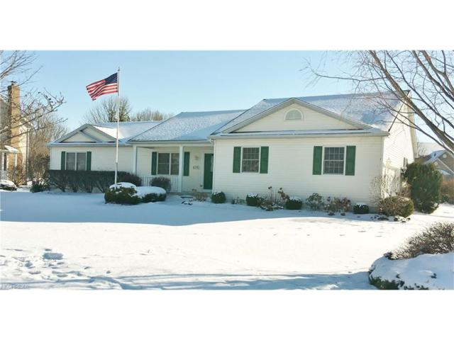 835 Olde Orchard Dr, Tallmadge, OH 44278 (MLS #3967631) :: Tammy Grogan and Associates at Cutler Real Estate