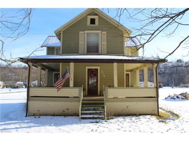 874 W Main St, Adena, OH 43901 (MLS #3967779) :: RE/MAX Valley Real Estate