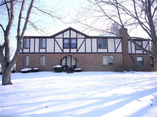 6722 Hills And Dales Rd NW, Canton, OH 44708 (MLS #3967962) :: Keller Williams Chervenic Realty