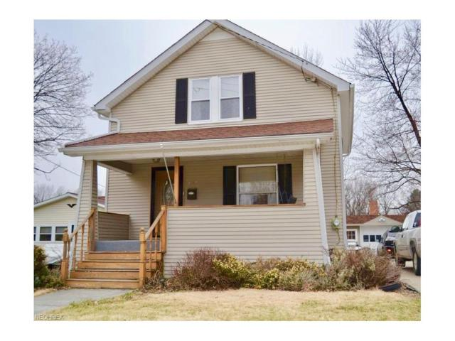 737 Viewpoint Ave, Cuyahoga Falls, OH 44221 (MLS #3967983) :: Keller Williams Chervenic Realty