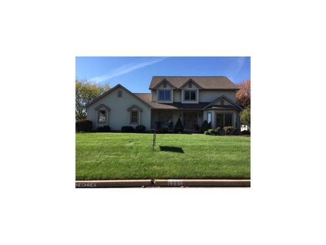 1085 Kelly St SW, Massillon, OH 44647 (MLS #3968053) :: Keller Williams Chervenic Realty
