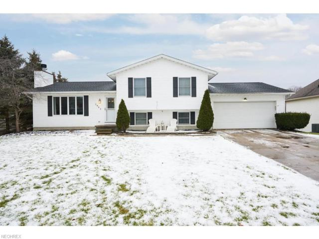 2962 Duquesne Dr, Stow, OH 44224 (MLS #3968057) :: Keller Williams Chervenic Realty