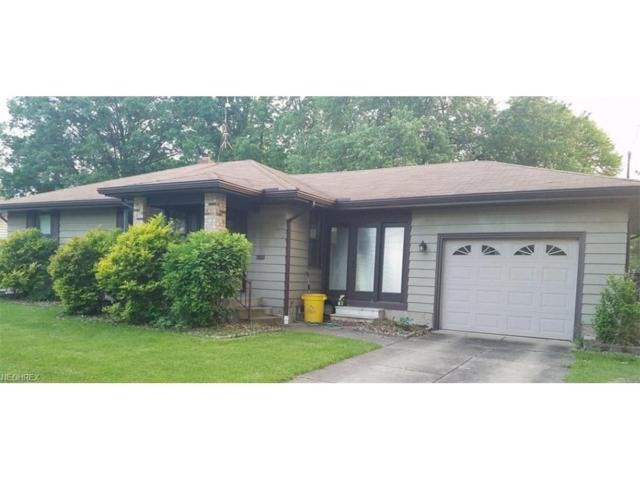 3024 Green Acres Dr, Youngstown, OH 44505 (MLS #3968206) :: Keller Williams Chervenic Realty