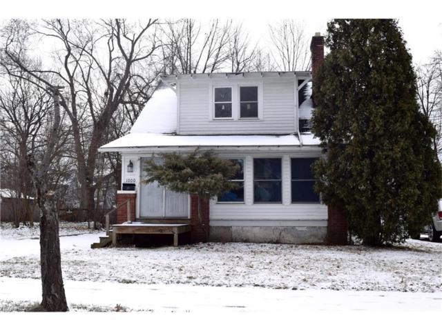 1000 Whittier Ave, Akron, OH 44320 (MLS #3969005) :: The Crockett Team, Howard Hanna
