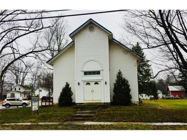 32 Pleasant St, Wakeman, OH 44889 (MLS #3969366) :: RE/MAX Valley Real Estate