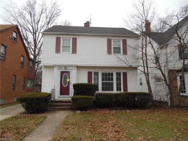 850 Keystone Dr, Cleveland Heights, OH 44121 (MLS #3970381) :: RE/MAX Edge Realty