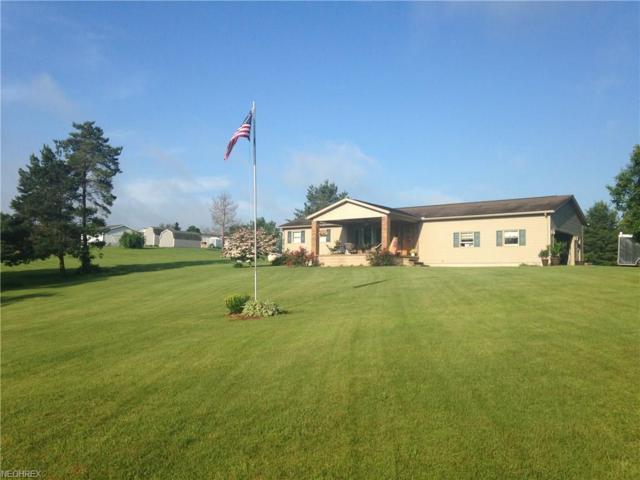 613 Timber Run Rd, Zanesville, OH 43701 (MLS #3970467) :: Keller Williams Chervenic Realty